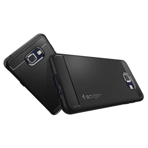 Soft Spigen Rugged Armor Samsung Galaxy S5 Warna Hitam galaxy a5 2016 rugged armor spigen