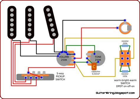 the guitar wiring diagrams and tips wiring diagram