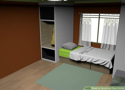 how to interior decorate your home how to decorate your home 10 steps with pictures wikihow