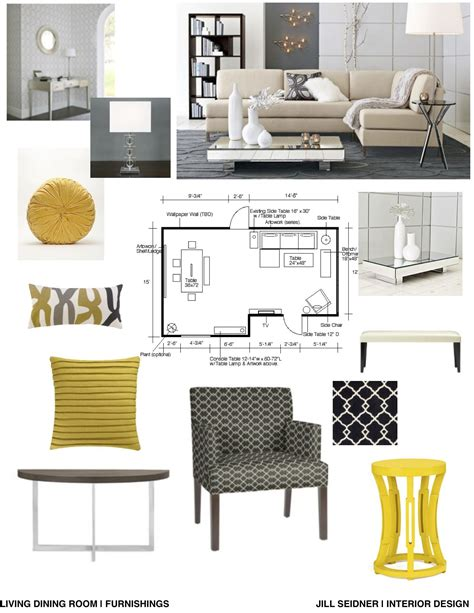 concept board housing interior design facs pinterest concept board for an apartment living and dining room
