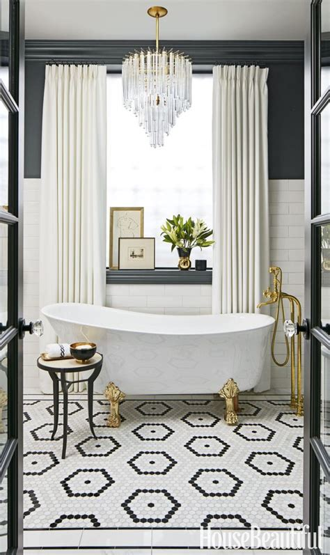 gold glam bathroom makeover how to choose the right type of d 233 cor for your bathroom