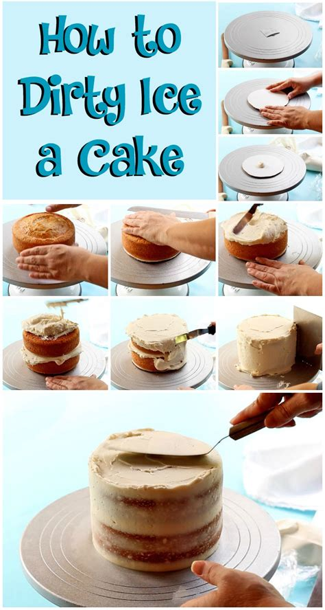 how to how to a cake with the bearfoot baker