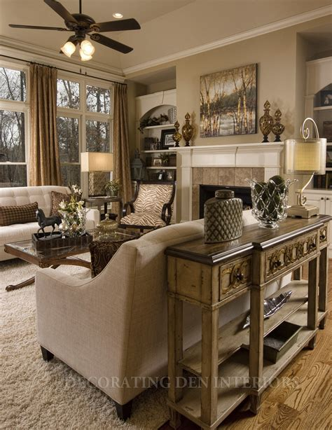 vintage home love family room den ideas vintage living room decosee com