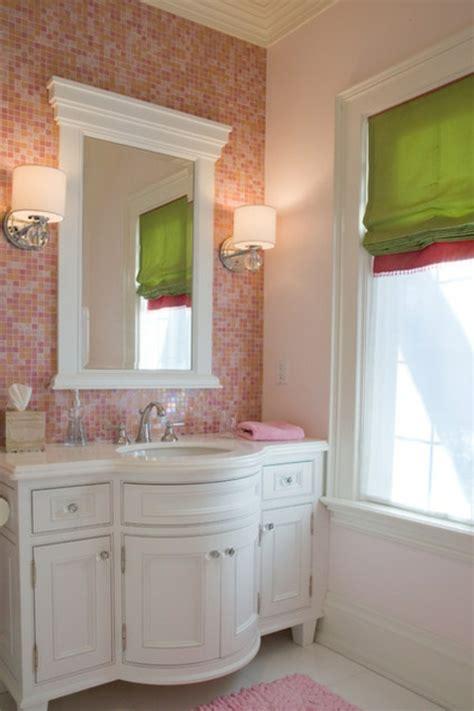 badezimmer deko pastell in farbe gebadet elegante ideen f 252 r rosa badezimmer designs
