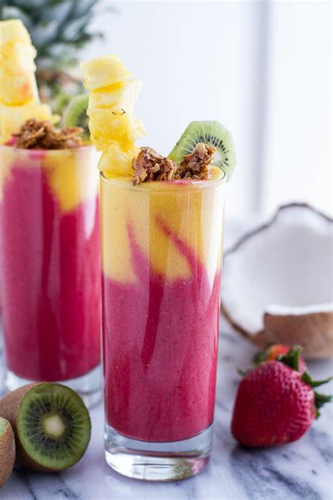 best smoothies 5 easy fruit smoothie recipes for summer chowhound