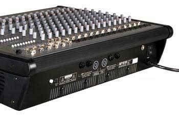Audio Mixer Linkmaster 12 Channel 12 Ch Mono yorkville sound ap812 800 watt 12 channel pa console