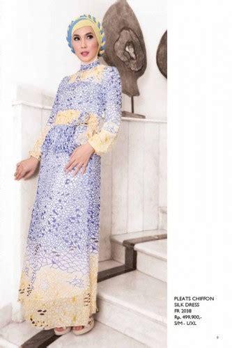 Busana Muslimah Tenun Soft Cover 5 koleksi baju pesta muslimah dari 5 designer ternama