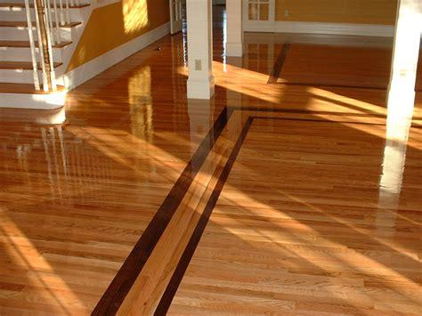 hardwood floor with border 1 oak with a walnut border ozark hardwood flooring
