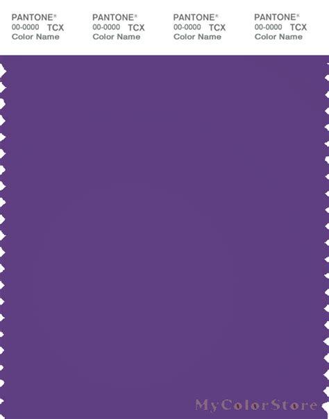 royal purple color pantone smart 19 3642 tcx color swatch card pantone