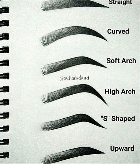 Drawing Eyebrows by 25 Best Ideas About Drawing Eyebrows On