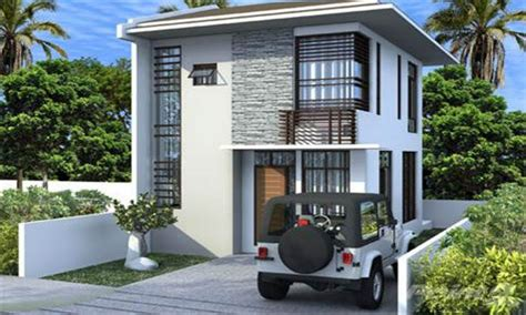 small house design and floor plans philippines 2 storey pinoy house small 2 storey house design