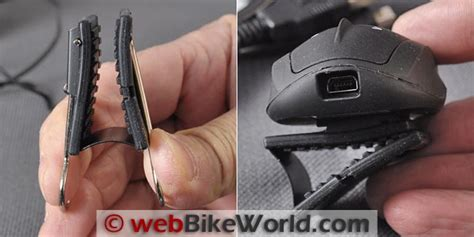 UClear HBC200 Review   webBikeWorld