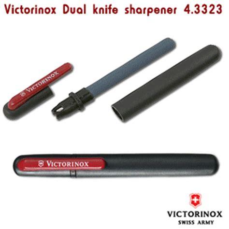 victorinox pocket knife sharpener victorinox dual knife sharpener