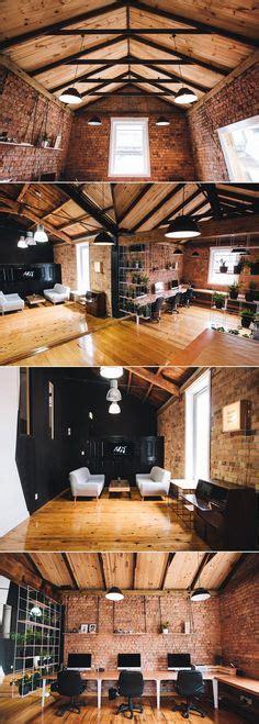 ladder rustic architecture warm interior design living 10 hubert street oda ny 02 850x639 a tribeca penthouse