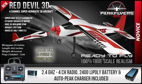 Kaos 3d Genethics Aerobatic Big Size 500 rc plane