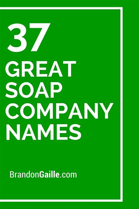 Handmade Soap Company Names - 1000 ideas about soap company on cold process