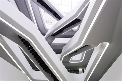 Resturant Floor Plan The Dominion Office Building By Zaha Hadid Design Father