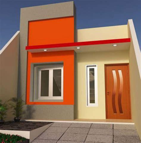 kombinasi membuat warna coklat 10 kombinasi cat rumah minimalis terindah