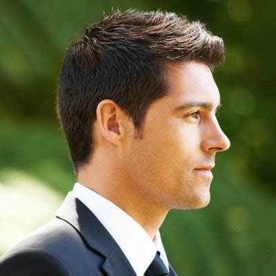 Wedding Hair For Guys by Classic S Hairstyles That Are For Your Wedding