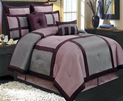 purple and grey bedding 165 best images about for the home on pinterest