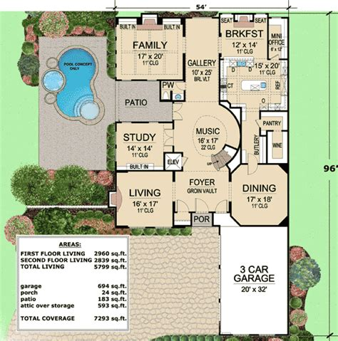 mansion plans marvelous master up mansion 36167tx 2nd floor master