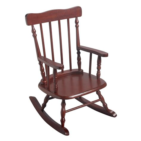 Cherry Rocking Chair - gift childrens 3700 rocking chair cherry