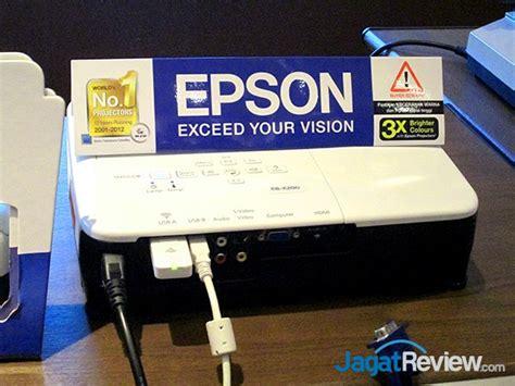 Proyektor Epson X200 epson eb s200 eb x200 proyektor kelas pemula untuk pengguna di indonesia jagat review
