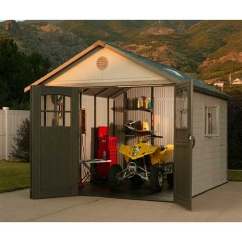 Sheds On Sale Free Shipping by Lifetime 60187 Storage Shed 11x11 On Sale With Fast Free