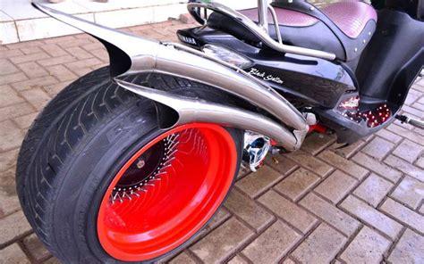 Mio Lowrider mio low rider terinspirasi dari mobil rod gilamotor