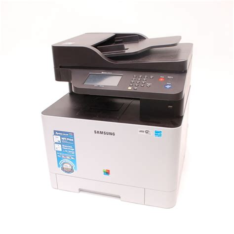 color laser printer scanner samsung xpress laser color printer scanner copier fax sl