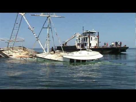 fishing boat sinks in irish sea incredible video prawn trawler sinks in cold irish sea
