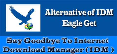 Best Alternative of IDM Eagleget - Video Tutorial ...