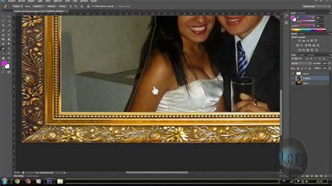 imagenes asombrosas con photoshop marco de fotos en photoshop cs6 youtube