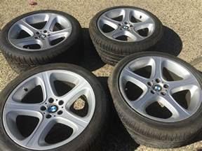 Bmw X5 Tires Bmw E53 X5 Original Sport 20 Quot Wheels Wheel Rims Tires