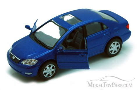Kinsmart Toyota toyota corolla blue kinsmart 5099d 1 36 scale diecast model car