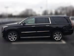 Cadillac Escalade 8 Passenger Passenger Suv 2015 Cadillac Escalade Esv For Sale Or Lease