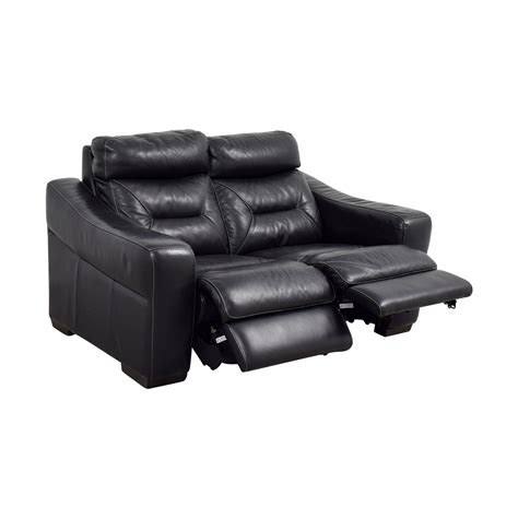 used leather recliner used leather recliners macyu0027s macyu0027s black