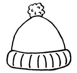 snow hat template giochi e lavoretti per bambini disegni da colorare l