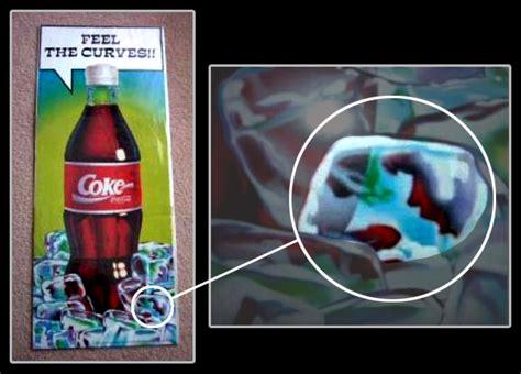 imagenes ocultas en coca cola los mensajes ocultos en el logo de coca cola elefantes