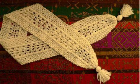 lace scarf free patterns 171 free patterns