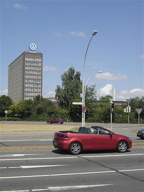 wolfsburg volkswagen headquarters flickr photo
