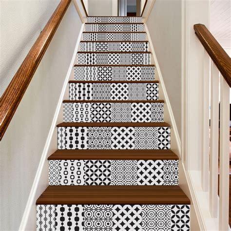 piastrelle in vinile vinile decorativo piastrelle per scale