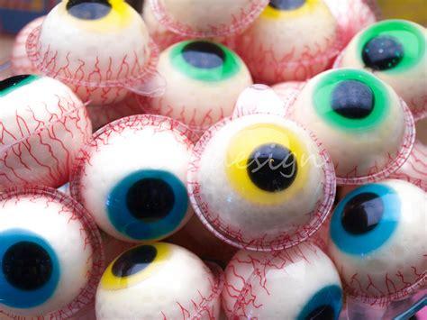 imagenes de ojos halloween ojos de gelatina sweet design
