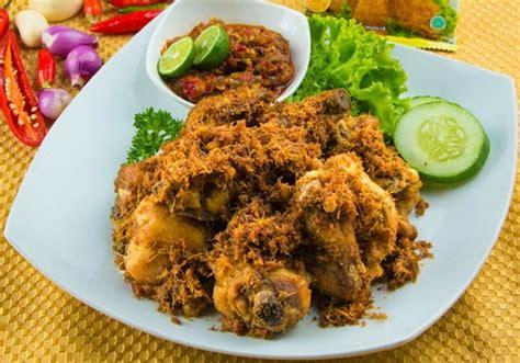 Ayam Ungkep 12 Ekor Ayam 6pcs Potongan Ayam resep ayam goreng serundeng 168 cara membuat resep