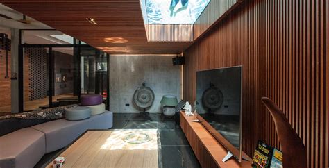 luxury house in east singapore impresses through its