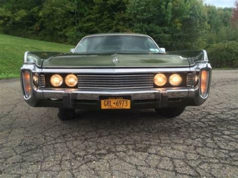 1973 Chrysler Imperial by Buy Used 1973 Chrysler Imperial Lebaron In Binghamton New