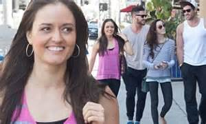 val danica dating danica mckellar grabs lunch with val chmerkovskiy after