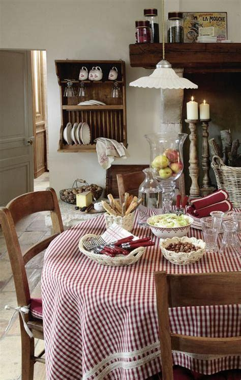 cosy home decor      country kitchen