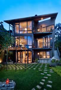 Modern Lake House Modern Lakeside Dream Lake Washington Residence