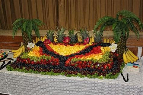 fruit display fruit displays
